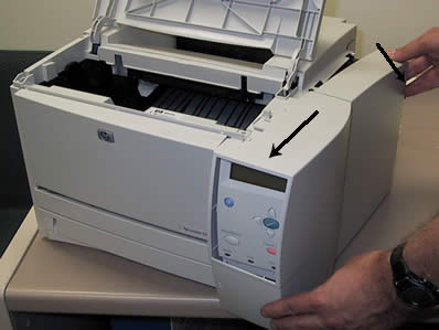hp laserjet 2300 fuser installation instructions rh printertechs com hp laserjet 2300 parts manual HP LaserJet 2300 Drivers