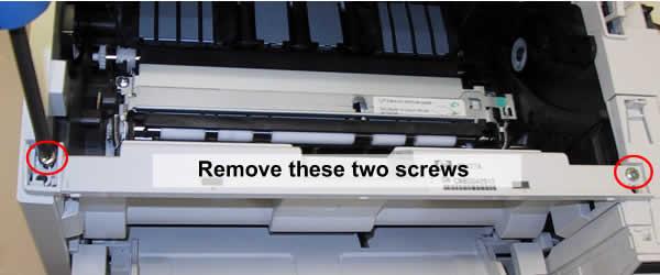 hp laserjet 2300 tray 1 pickup roller installation instructions rh printertechs com HP 6100 Printer hp 2100 printer manual