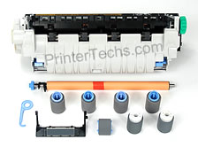 HP LaserJet 4350 maintenance kit parts