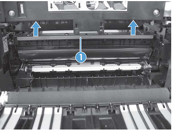 how to clean the intermediate transfer belt