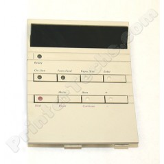 rg5 1077 control panel display for hp laserjet 4plus rh printertechs com HP LaserJet 4 Plus Parts Diagram hp laserjet 4m plus user manual