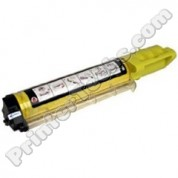 Yellow toner cartridge 310-5729 310-5737 compatible for Dell 3000 3000CN 3100 3100CN