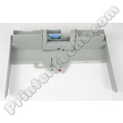HP Paper tray stop