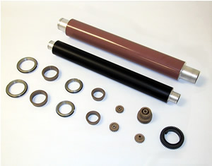 HP LaserJet 9000 9050 fuser parts