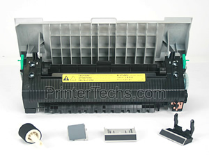 HP Color Laserjet 2820 2840 maintenance kit parts