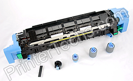 HP Color LaserJet 5500 maintenance kit parts