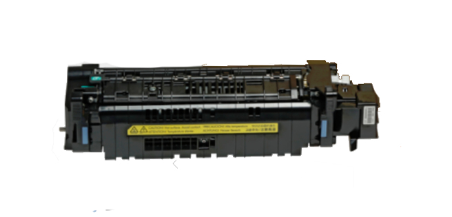 HP LaserJet M607 M608 M609 fuser installation instructions