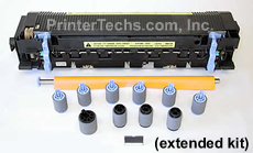 HP LaserJet 5si maintenance kit parts list