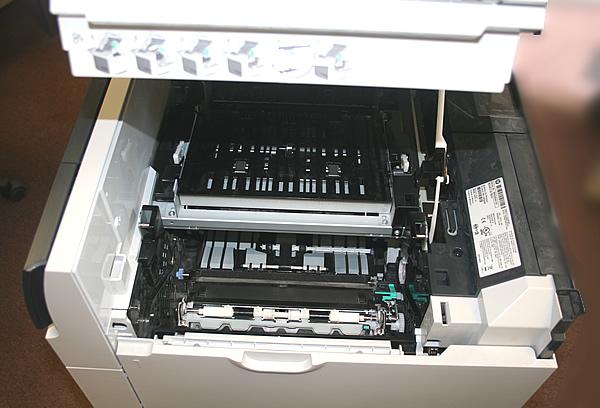 Hp Laserjet M4555 Transfer Roller Installation Instructions