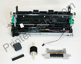 HP Laserjet P2015 maintenance kit parts