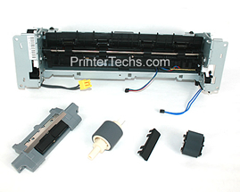 HP Laserjet P2035 P2055 maintenance kit parts
