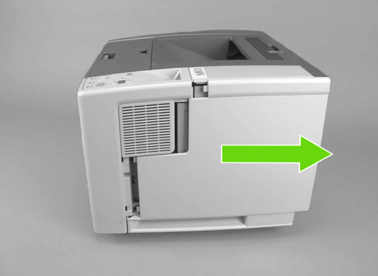 Replacing The Formatter Hp Laserjet P3005 P3005d P3005n