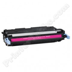 Q7583A (Magenta) Color LaserJet 3800 , CP3505 Value Line compatible toner cartridge