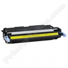 Q7562A (Yellow) HP Color LaserJet 2700, 3000 compatible toner cartridge