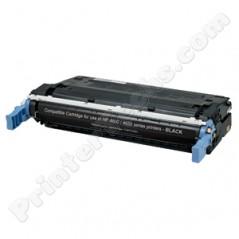 C9720A (Black) Color LaserJet 4600, 4610, 4650 Value Line compatible toner
