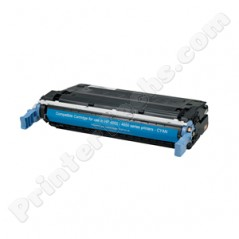 C9721A (Cyan) Color LaserJet 4600, 4610, 4650 Value Line compatible toner