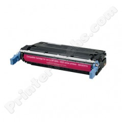 C9723A (Magenta) Color LaserJet 4600, 4610, 4650 Value Line compatible toner