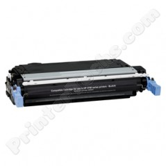 Q6460A (Black) HP Color LaserJet 4730mfp compatible toner cartridge