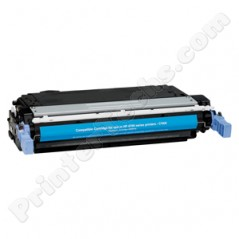Q6461A (Cyan) HP Color LaserJet 4730mfp compatible toner cartridge