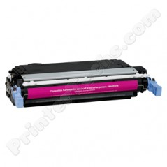 Q6463A (Magenta) HP Color LaserJet 4730mfp compatible toner cartridge