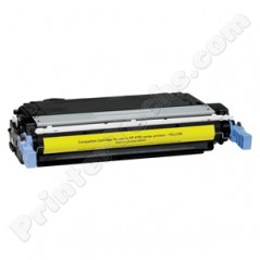 CB402A (Yellow) HP Color LaserJet CP4005 Value Line compatible toner