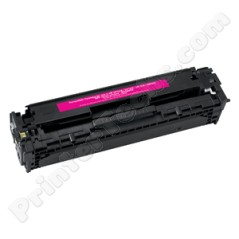 CB543A HP Color LaserJet CP1215 , CP1515, CP1518 , CM1312 compatible toner cartridge