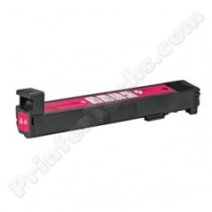 CB383A (Magenta) HP Color LaserJet CP6015, CM6030, CM6040 compatible toner cartridge