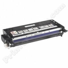 Dell 310-8092 310-8093 Compatible Black High Capacity Toner Cartridge, Fits Color Laser 3110 3110cn 3115 3115cn