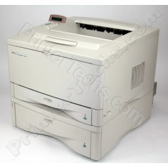 HP LaserJet 5100 with extra 500-sheet feeder Refurbished