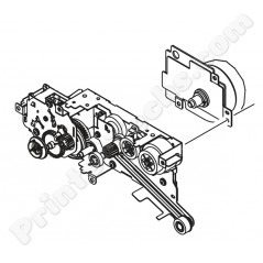 RM1-8134  Fuser drive assembly for HP LaserJet Enterprise Color M551DN M551X  (duplex)