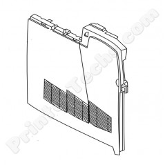 RB2-8590 Left cover for HP Color LaserJet 4600 4610 4650 series