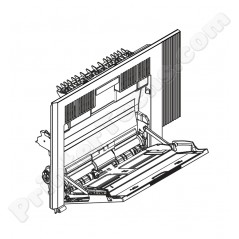 RM2-0019-000CN  Right door assembly for HP Color LaserJet M552 M553 M553N M553DN M553X