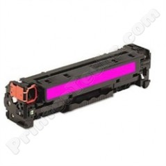 CF323A Magenta Compatible 653A toner cartridge for HP Color LaserJet M680