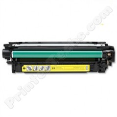 CF362X (Yellow) PrinterTechs HP Color LaserJet M553 M577 compatible toner cartridge 508X