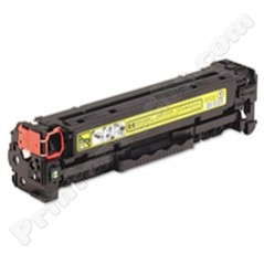 CF381A (Yellow) HP Color LaserJet M476 M476dw M476nw compatible toner cartridge