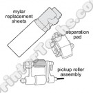 Q5997-67901 ADF Maintenance Kit for HP LaserJet 4345 M4345mfp 4730mfp