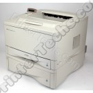 HP LaserJet 5000 with optional cassette