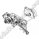 RM1-4974  Fuser drive assembly for HP LaserJet Enterprise Color CP3525DN CP3525X CM3530 CM3530fs  (duplex)