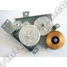 PrinterTechs metal fuser drive gear kit for HP LaserJet P4014 P4015 M4555 RC2-2432