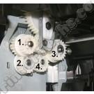 HP LaserJet P3015 M521 M525 series fuser drive gear kit