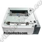 HP LaserJet P4014, P4015, P4515,500-sheet feeder CB518A Ref.