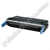 C9720A (Black) Color LaserJet 4600, 4610, 4650 Value Line compatible toner
