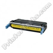 C9722A (Yellow) Color LaserJet 4600, 4610, 4650 Value Line compatible toner
