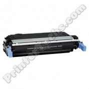 CB400A (Black) HP Color LaserJet CP4005 Value Line compatible toner