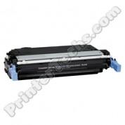 CB400A (Black) HP Color LaserJet CP4005 Value Line compatible toner