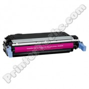 Q5953A (Magenta) Color LaserJet 4700 Value Line compatible toner