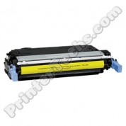 Q6462A (Yellow) HP Color LaserJet 4730mfp compatible toner cartridge