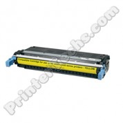 C9732A (Yellow) Color LaserJet 5500, 5550 compatible toner