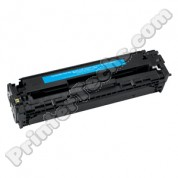 CB541A HP Color LaserJet CP1215 , CP1515, CP1518 , CM1312 compatible toner cartridge