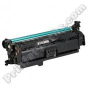CE250X (Black) HP Color LaserJet CP3525 , CM3530 compatible toner cartridge